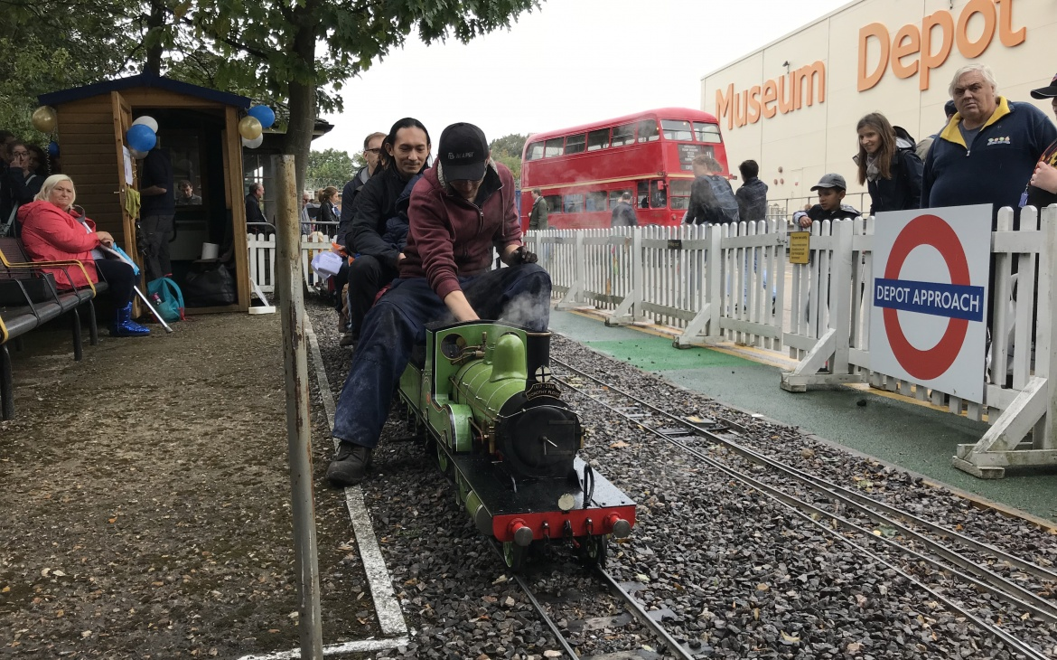 Video: Take a ride on the LTMR